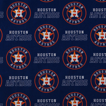 Houston Astros Christmas tree skirt